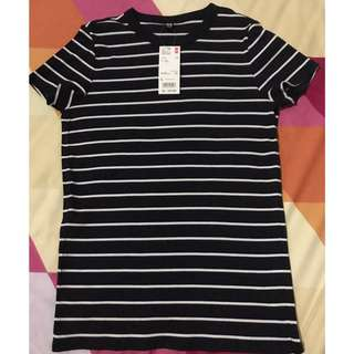 Uniqlo Striped T-shirt