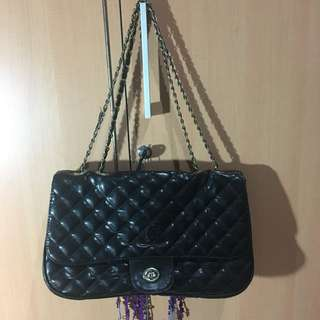 Tas / Clutch Black