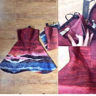 PREM COVET DRESS