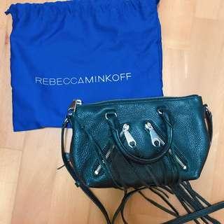 Rebecca Minkoff 黑色真皮小包
