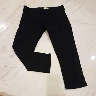Zara Hipster Ankle Jeans