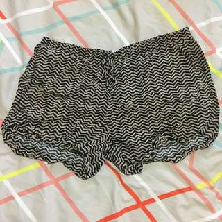 COTTON ON Tribal Print Shorts Size 10