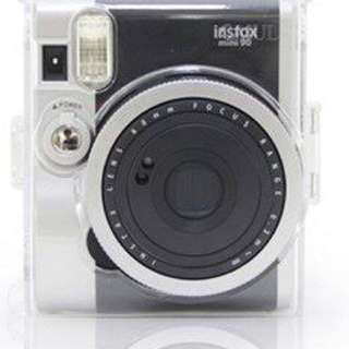 Instax Mini 90 CLEAR CASE