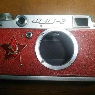 蘇聯 FED2底片機單機身