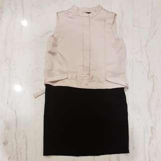 Calvin Klein Wannabe Work Dress