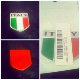 Italian Patch For Vespa Owner