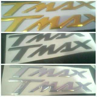 Yamaha TMax Side Patch