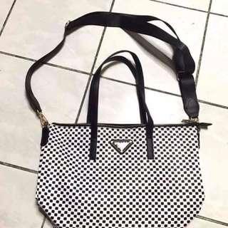 Prada Bag With sling