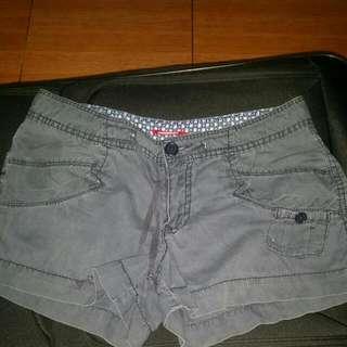 Unionbay Short Shorts Size 7 On Tag