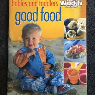 AWW Babies & Toddlers Good Food