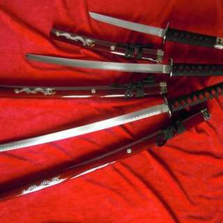 Samurai 3 Beradik