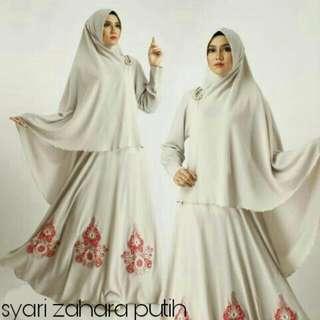 Syar'i Zahara Putih