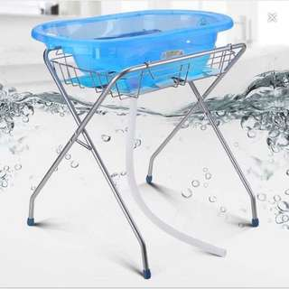 Baby Bath Stand