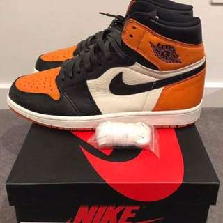 Nike Air Jordan 1 Shattered Backboard OG US11