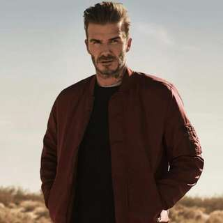 H&M Bomber Jacket X David Beckham