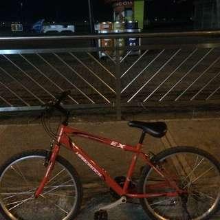 hardrock bike