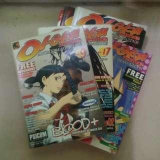 Otakuzine Otaku Magazine