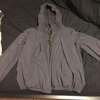 Lululemon fleece Jacket (grey)