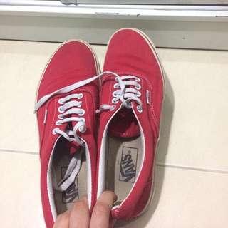 Vans Authentic (Red)