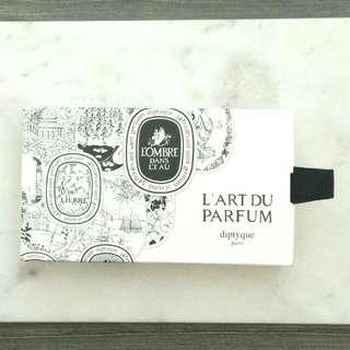 Dyptique Perfume Sample Kit