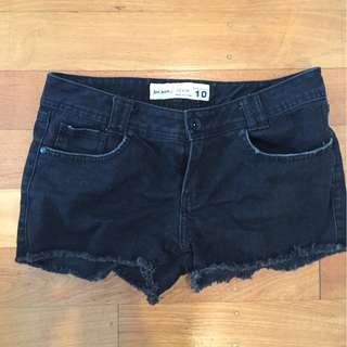 Just Jeans Denim Cut Off Shorts
