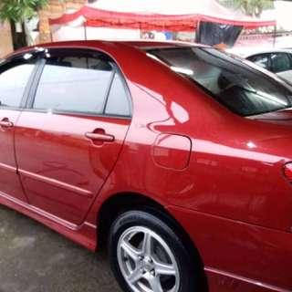 06 Toyota Altis
