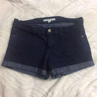 Dark Wash Shorts