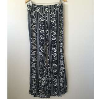 Glassons Floral Flare Pants
