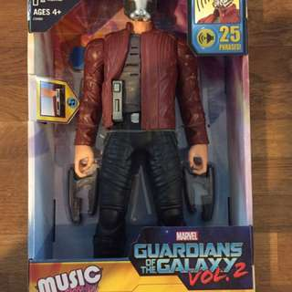 Guardians Of The Galaxy Star Lord Music Mix