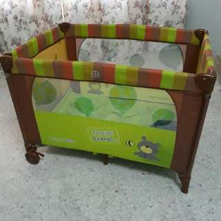 Playpen Bumble Bee