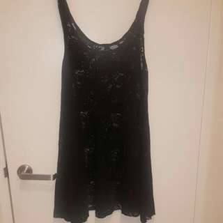 Black Milk Lacy Baby Doll Size XS