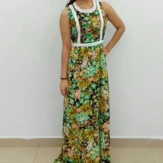 Summer Maxi Dress Maxidress