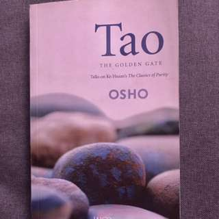 Tao: The Golden Gate By Osho