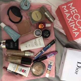 Bulk Make Up - Napoleon L'Oréal Australia Sugar Baby Models Prefer Highlighter Bronzer Concealer