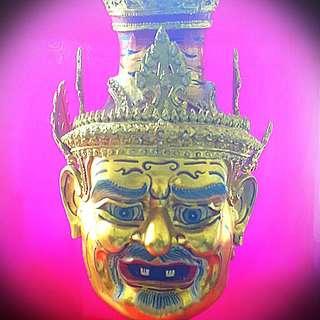 Lersi Porkae Head Mask