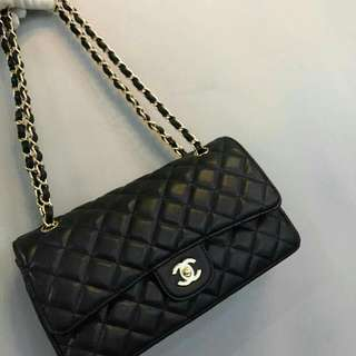 Chanel Bag Real Lamb Skin Grade 7A