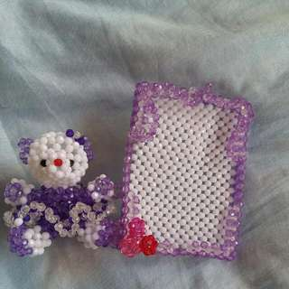 Beads Picture Frame
