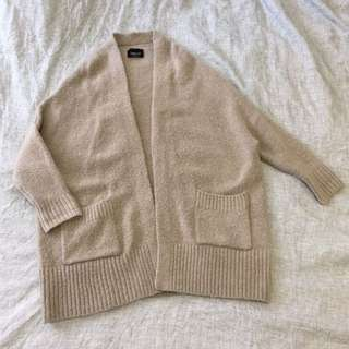 ZARA Knitted Cardigan