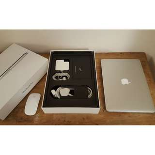 Apple MacBook Pro 13.3Inches 512GB Perfect Retina 8GB Full SET