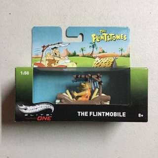 Hot Wheels Elite 1: The Flintstones