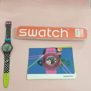 Limited Edition Swatch Swiss Watch [FREE POSTCARD & DELIVERY] #freepostage