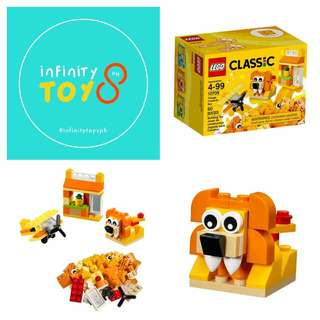 Lego Classic 10709 Yellow Creativity Box