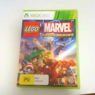 Marvel Lego Superheroes