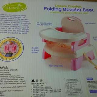 Folding Booater Seat