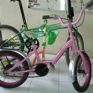 Sepeda Anak (Wa No 087888634678)