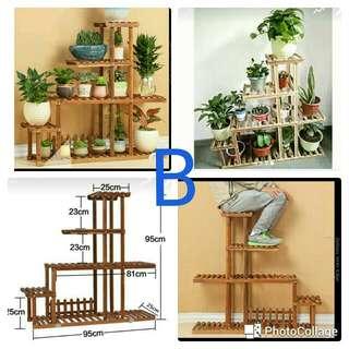 Plant Racks / Shelf / Garden / Balcony Shelf