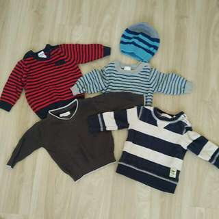 Sweaters 3-6mths