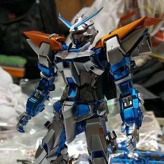 Bandai MG Gundam Astray Blue Frame Second Revise(代放)