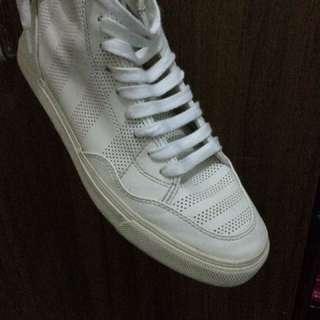 ZARA MAN shoes (white Hi-cut)