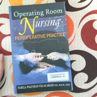 Operating Room Nursing